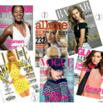 Top Magazines For Beauty & Fashion Inspiration