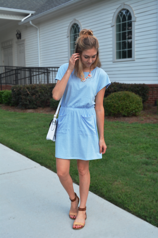 Sky Blue // Classy and Kate
