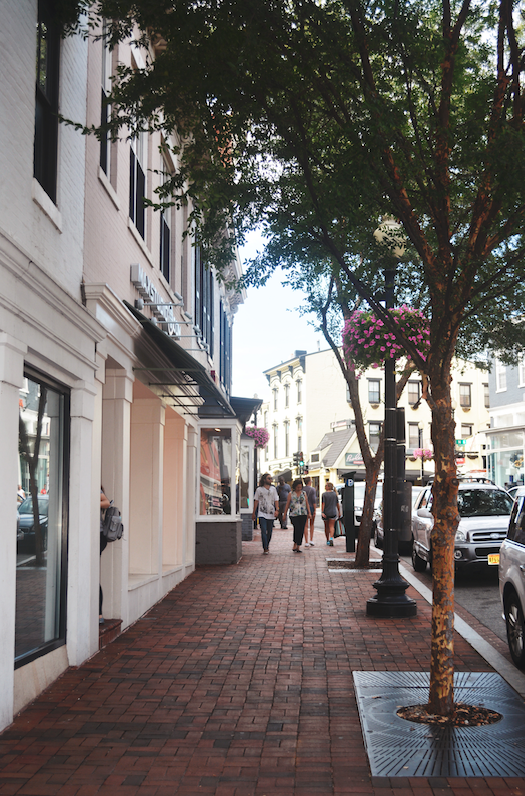 A Day in Georgetown // Classy and Kate